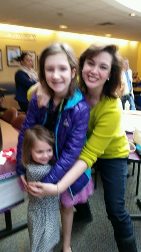 Brain Tumor Girls Rock at CT Children's Medical Center!