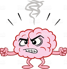 Brain Cancer Angry!